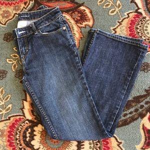 Banana Republic Jeans Bootcut Size 4 Petite
